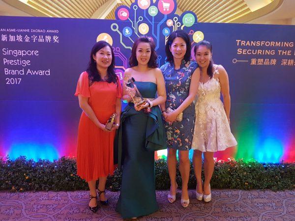 Singapore Prestige Brand Awards SGMSC Doctors