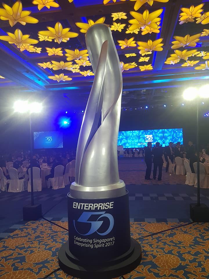 Singapore Enterprise 50 Awards